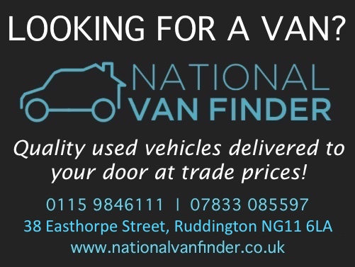 National Van Finder