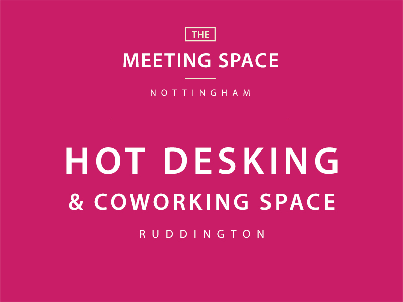 WigWag hot desking at The Meeting Space